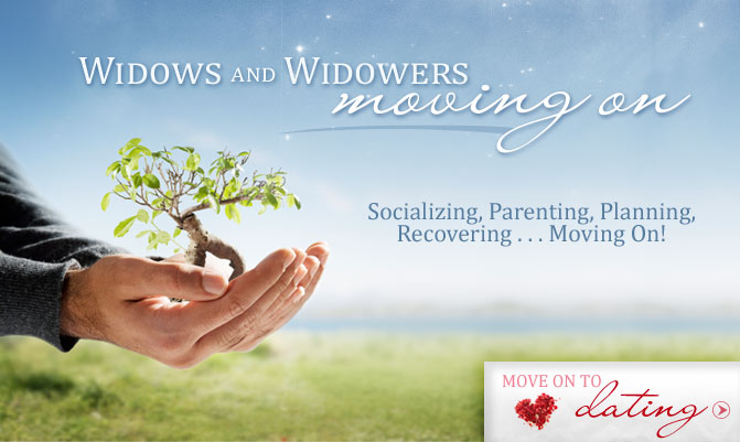 Widows and Widowers Moving On